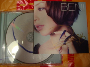BENI@渋谷タワーレコード