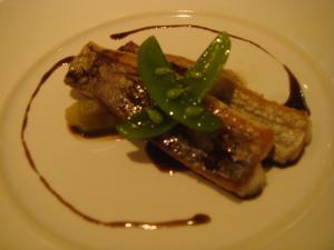 魚料理@ラシェリール