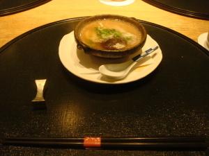 金目鯛雪鍋@食彩かどた