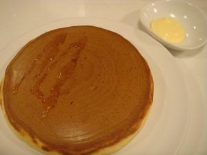 ホットケーキ@きつねとはちみつ