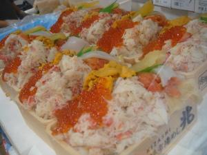 初夏の食品北海道展②