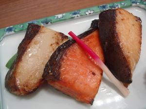 魚久 銀座店④