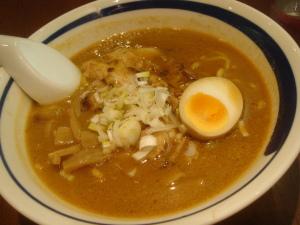 らぁ麺屋大明神1