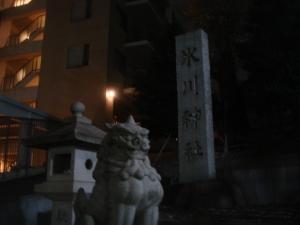 白金氷川神社2