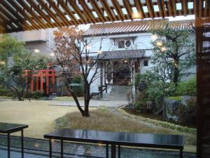 虎屋菓寮 京都一条店3