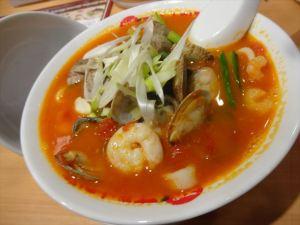太陽のトマト麺2