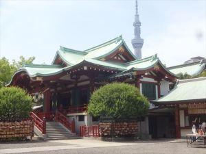 亀戸天神社6