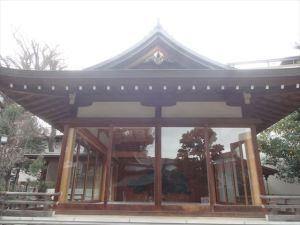 鳩森八幡神社7