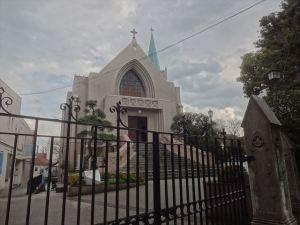 山手カトリック教会1