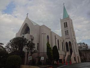 山手カトリック教会3