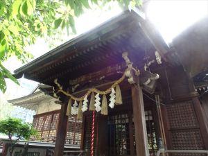 柳森神社2