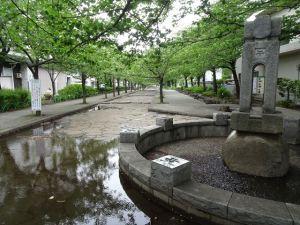 山谷堀公園2