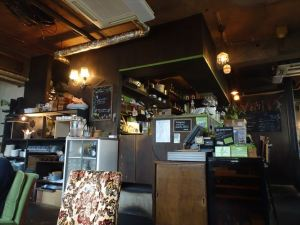 アナログ カフェ ラウンジ2