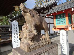 護国神社6