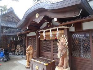 護国神社7