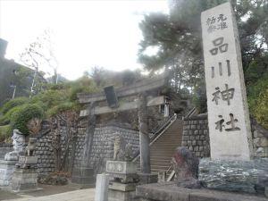 品川神社1