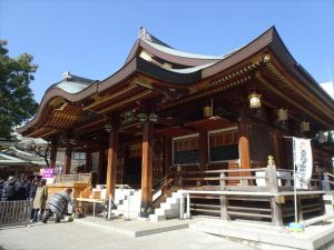 湯島神社2