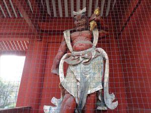 旧台徳院霊廟惣門2