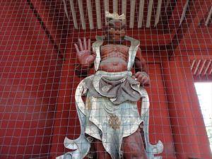 旧台徳院霊廟惣門3