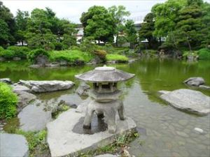 旧安田庭園3