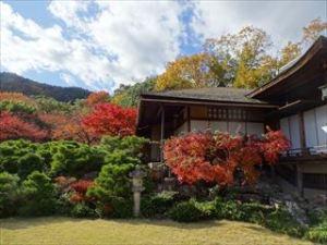 大河内山荘庭園3