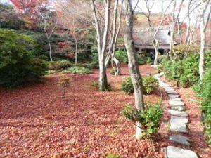 大河内山荘庭園7