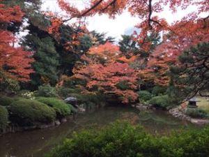 東京都庭園美術館6